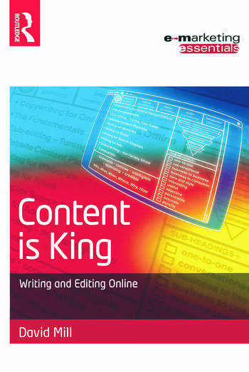 Content is King book cover