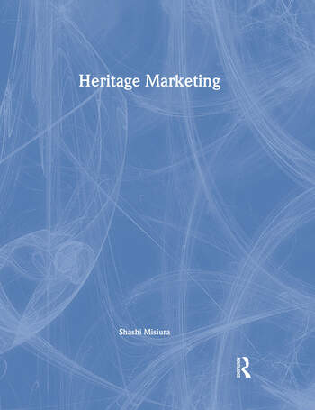 Heritage Marketing book cover