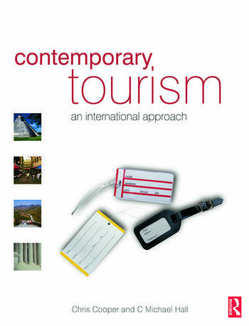 Contemporary Tourism book cover
