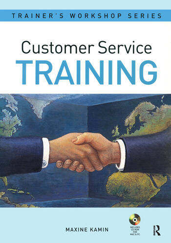 Customer Service Training book cover