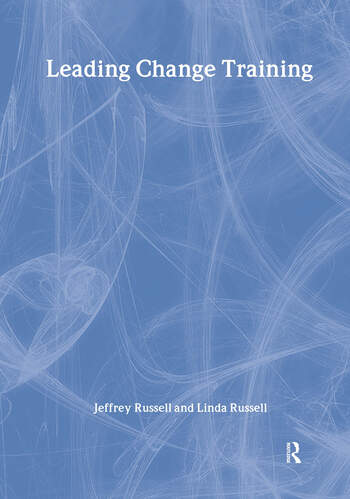 Leading Change Training book cover