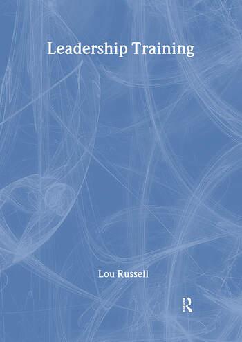 Leadership Training book cover