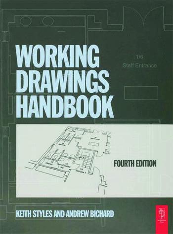 Working Drawings Handbook book cover