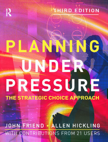 Planning Under Pressure book cover