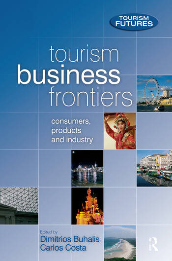 Tourism Business Frontiers book cover