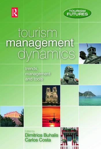 Tourism Management Dynamics book cover
