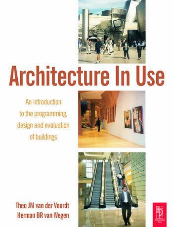 Architecture In Use book cover