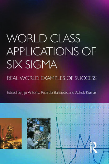 World Class Applications of Six Sigma book cover