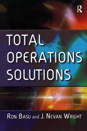 Total Operations Solutions book cover