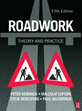 Roadwork Theory and Practice book cover