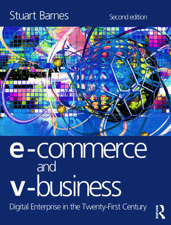 E-Commerce and V-Business book cover