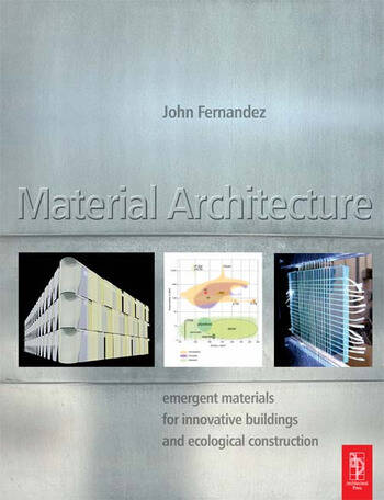 Material Architecture book cover