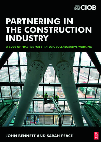 Partnering in the Construction Industry book cover