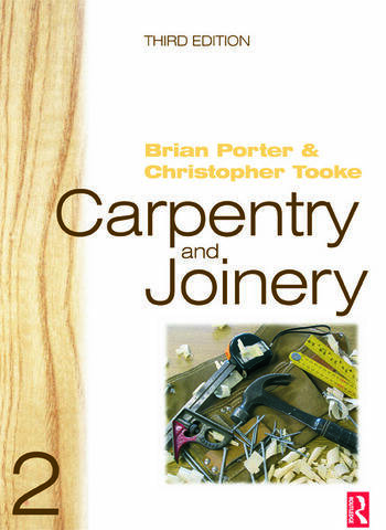 Carpentry and Joinery 2, 3rd ed book cover