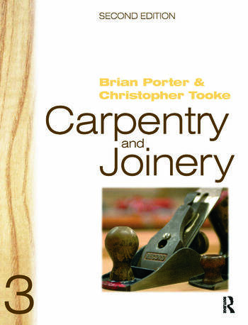Carpentry and Joinery 3, 2nd ed book cover