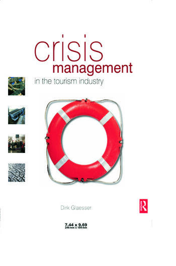 Crisis Management in the Tourism Industry book cover