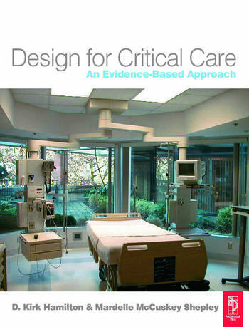 Design for Critical Care An Evidence-Based Approach book cover