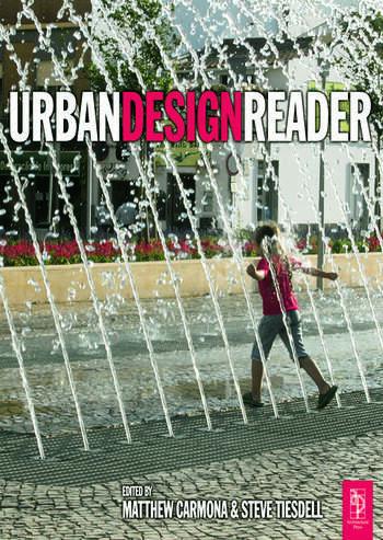 Urban Design Reader book cover