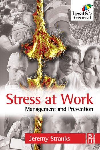 Stress at Work book cover