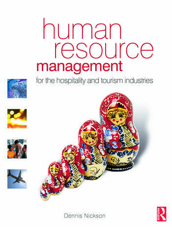 Human Resource Management for the Hospitality and Tourism Industries book cover
