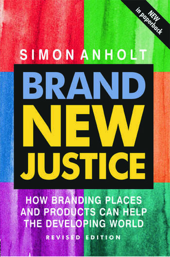 Brand New Justice book cover