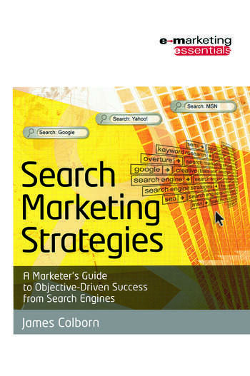 Search Marketing Strategies book cover