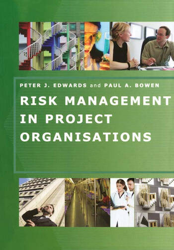 Risk Management in Project Organisations book cover