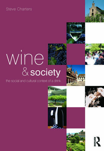Wine and Society book cover