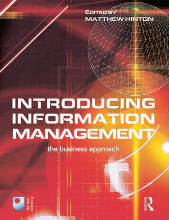 Introducing Information Management book cover