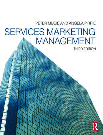 Services Marketing Management book cover