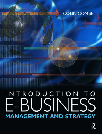 Introduction to e-Business book cover