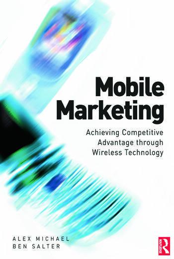 Mobile Marketing book cover