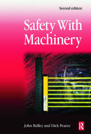 Safety with Machinery book cover