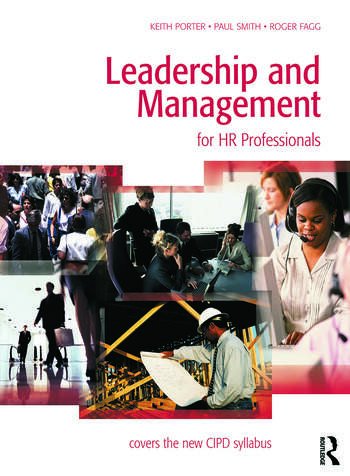 Leadership and Management for HR Professionals book cover