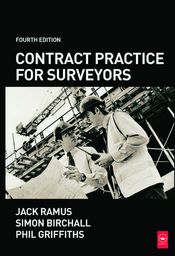 Contract Practice for Surveyors book cover