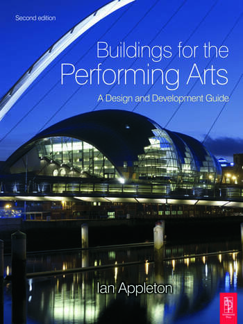 Buildings for the Performing Arts book cover