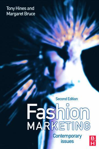 Fashion Marketing book cover