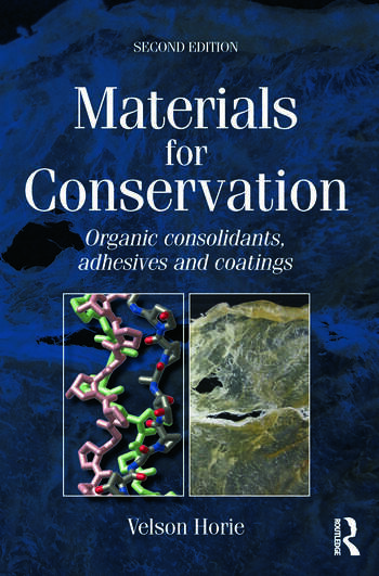 Materials for Conservation book cover