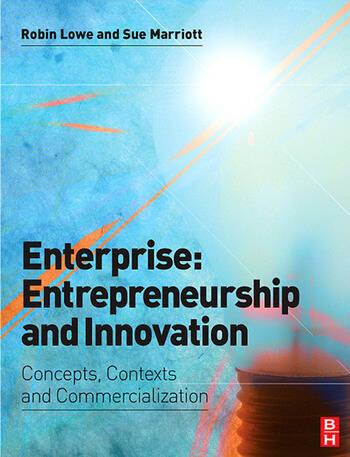 Enterprise: Entrepreneurship and Innovation Skills and Resources for Entrepreneurship and Innovation book cover