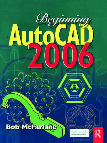 Beginning AutoCAD 2006 book cover