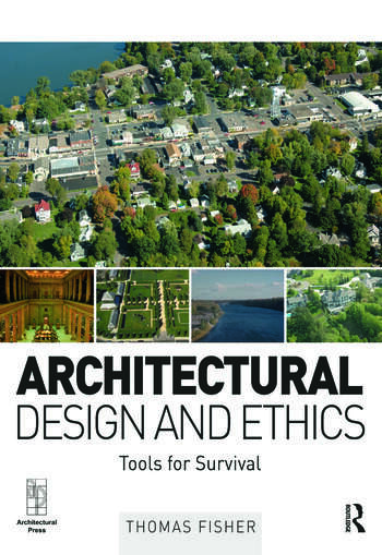 Architectural Design and Ethics book cover