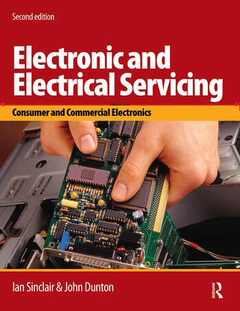 Electronic and Electrical Servicing, 2nd ed book cover