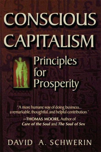 Conscious Capitalism book cover