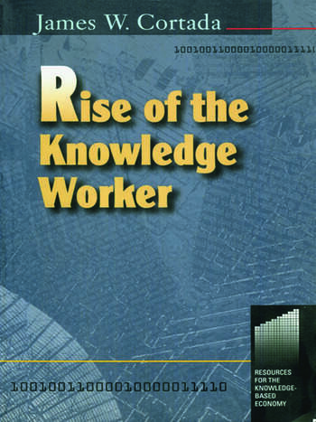Rise of the Knowledge Worker book cover