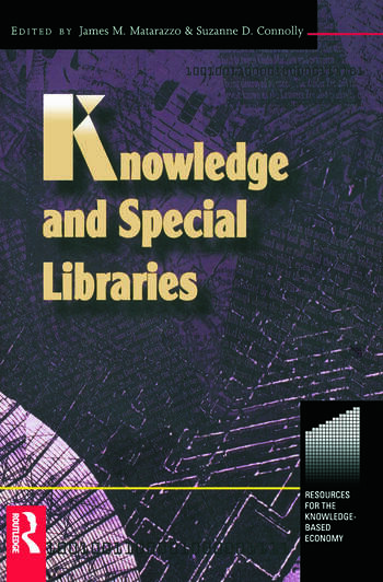 Knowledge and Special Libraries book cover