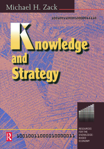 Knowledge and Strategy book cover