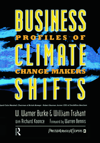 Business Climate Shifts book cover