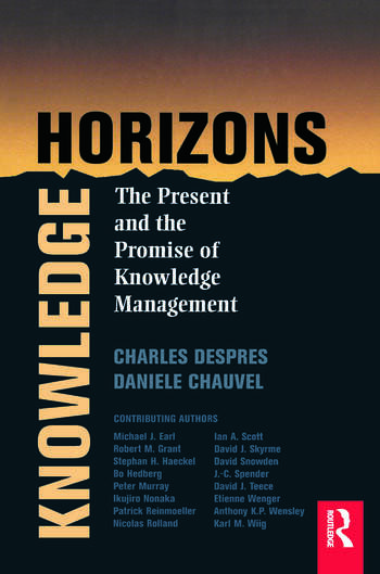 Knowledge Horizons book cover