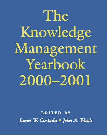 The Knowledge Management Yearbook 2000-2001 book cover