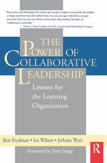 The Power of Collaborative Leadership: book cover